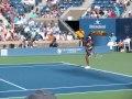 Venus Williams US Open 2010, Round 2, Olivia Rita Oram Designed Venus Outfit