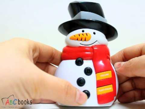 Scholastic My Electronic library-Snowmen