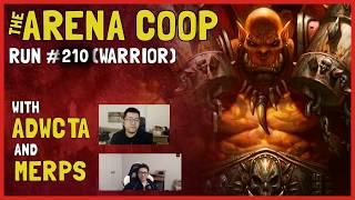 Hearthstone Arena Coop #210 (Warrior)