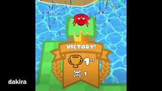 Обзор игры Snack io для детей на телефоне