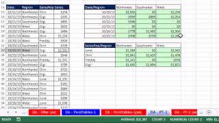 Excel 2013 Statistical Analysis #01: Using Excel Efficiently For Statistical Analysis (100 Examples)