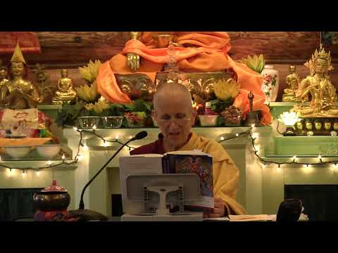 13 The Foundation of Buddhist Practice: Object-Ascertaining and Virtuous Mental Factors 11-09-18