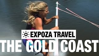The Gold Coast (Australia) Vacation Travel Wild Video Guide(South East Queensland attracts people from every corner of the globe. With one of the world's most consistent climates it boasts 300 days of sunshine a year., 2015-09-14T13:00:01.000Z)