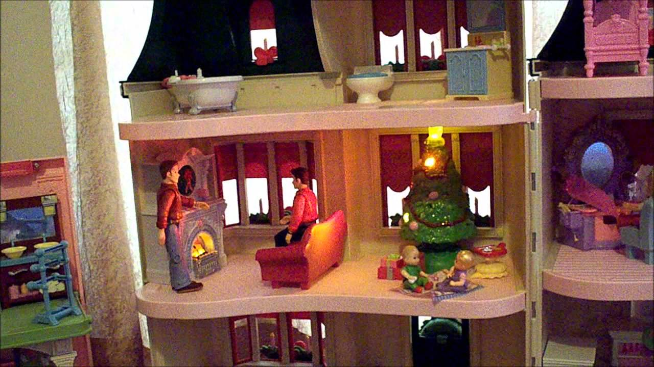 Exceptional Loving Family Christmas Dollhouse #1: Maxresdefault.jpg