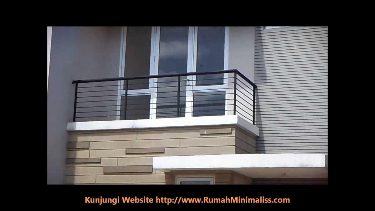 Rumah Minimalis 2 Lantai Hook YouTube