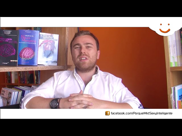 Porque o Marketing é Sexy e Inteligente   Julien Diogo