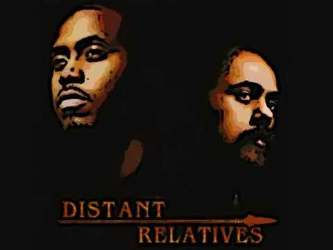 Nas feat Damian Marley  Nah Mean