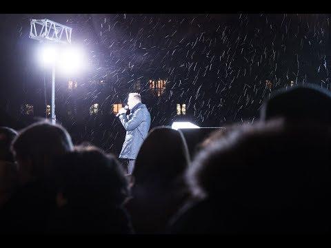 Навальный в Иванове: ПУТИН СЧИТАЕТ СЕБЯ ЦАРЕМ (27.10.17)
