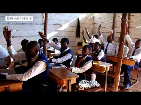 African Stories I - Women's education