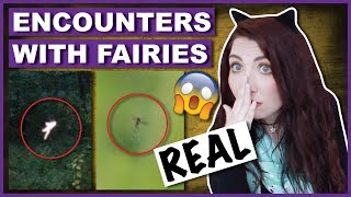 Today's video is about people's real encounters with fairies! Meet ...