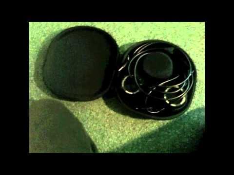 Grado Alessandro MS1 Headphones Unboxing
