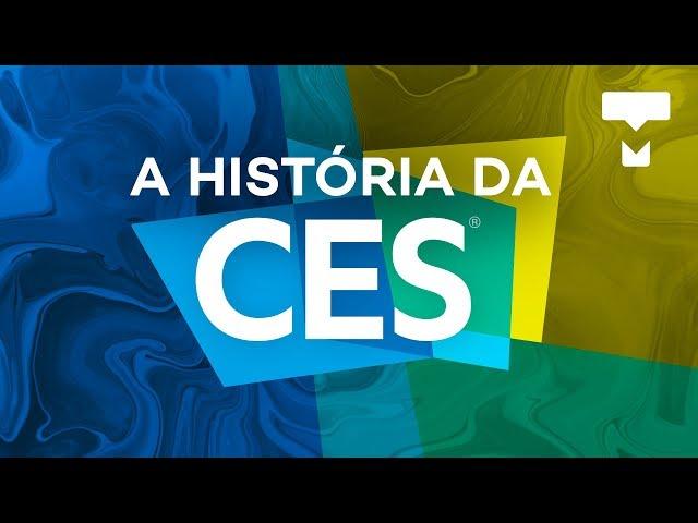 A história da CES - TecMundo