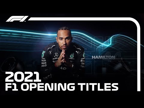 New 2021 Season, New Opening Titles!