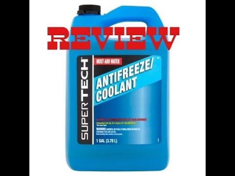 Super Tech Antifreeze / Coolant - Walmart.com