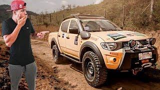 Estou Pensando Em Comprar A Camioneta L200 Triton  !
