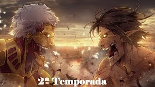 Ataque a los titanes 2ª Temporada | Primer Trailer Español