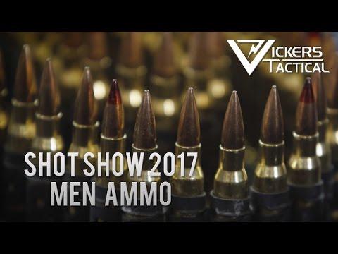Shot Show 2017 - MEN/MAGTECH Ammunition