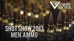 Shot Show 2017 - MEN/MAGTECH Ammunition