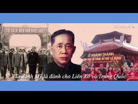 """""""LÊ DUẨN-TRUNG QUỐC VÀ TỘI ÁC CHIẾN TRANH!"""""""