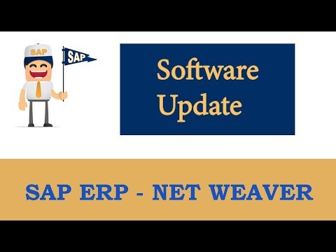 ERP SAP Basis - Net Weaver | Software Update Manager |