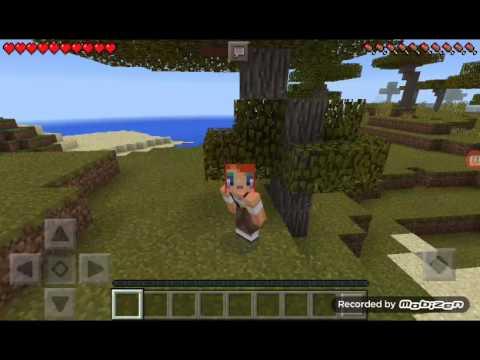 Minecraft Bolum 1 : çöl Tapınağı Bulduk Ve Girdik W/eray