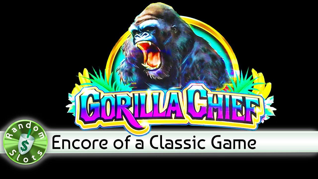 Play Gorilla Chief Slot Machine