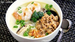 ไข่ตุ๋น แสนอร่อยค่ะ | Thai steamed eggs recipe! :D (Thai audio)