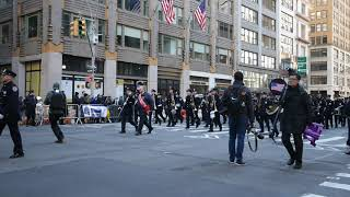 ⁴ᴷ Full 2018 NYC Veteran's Day Parade