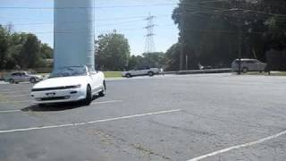 Test Drive The Worn Out 1991 Toyota Celica Convertible Part 2 of 2