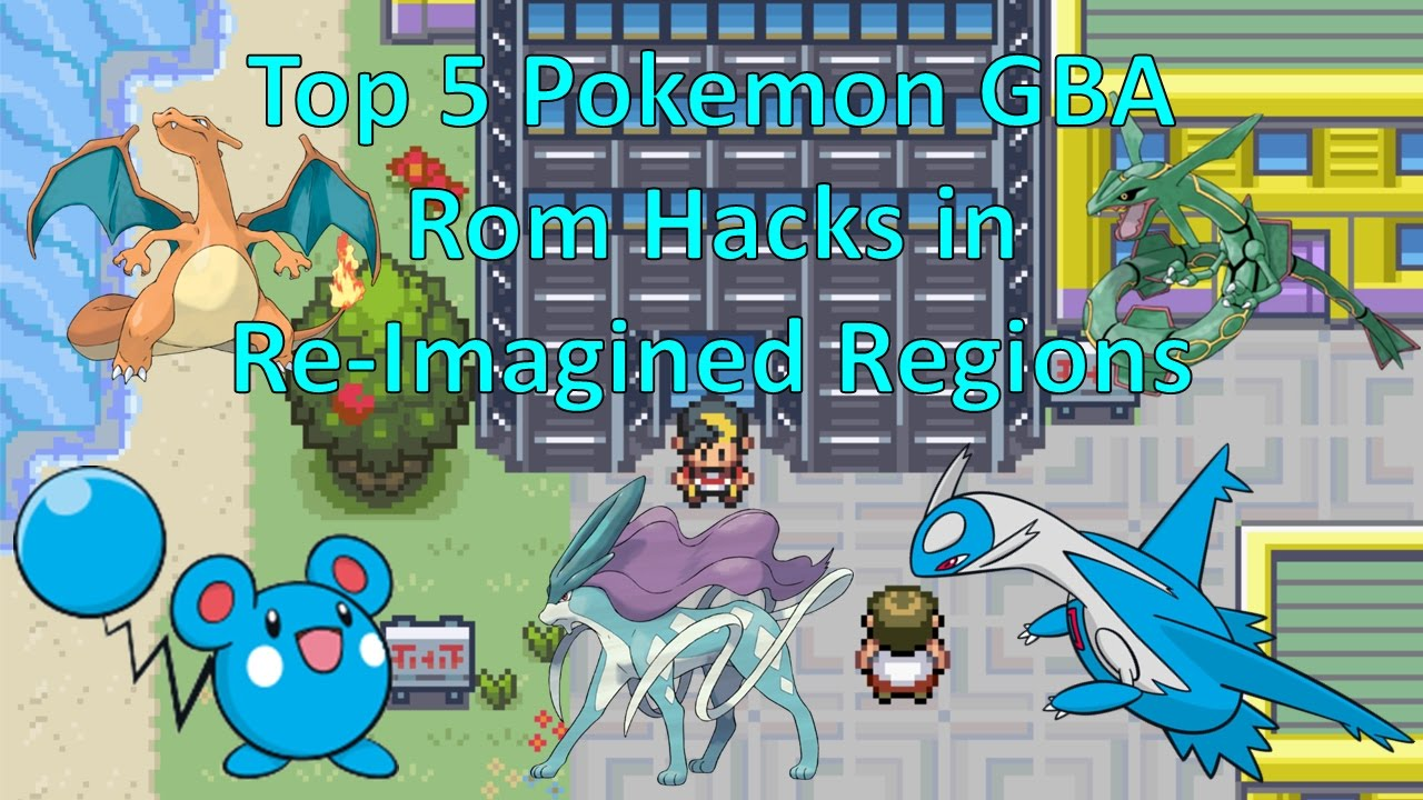 Pokemon Hacked Nds Game List Images