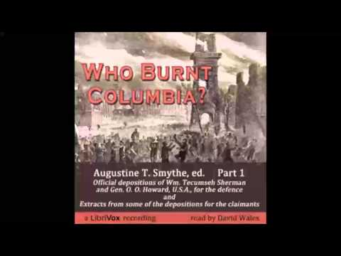 Who Burnt Columbia ?  (FULL Audiobook)