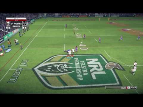 RUGBY LEAGUE LIVE 3 | NRL MATCH | NEWCASTLE KNIGHTS v NEW ZEALAND WARRIORS