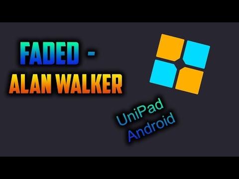 Main Unipad lagu Alan Walker - Faded
