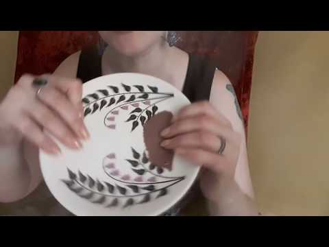 ASMR: show & tell, holidays & pets care, icecream, book reading (page turning, soft spoken)