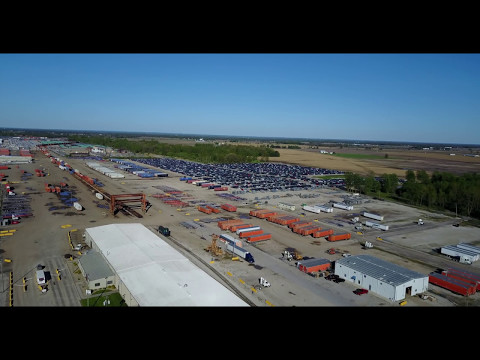 Video of Thousands of New Volkswagen's Hidden in Marion, Ohio. What's Going On??????