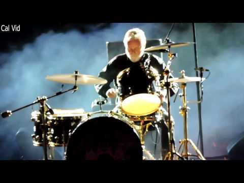 Queen + Adam Lambert Live Roger Taylor Drum Solo / It's Late on 2017 US Tour
