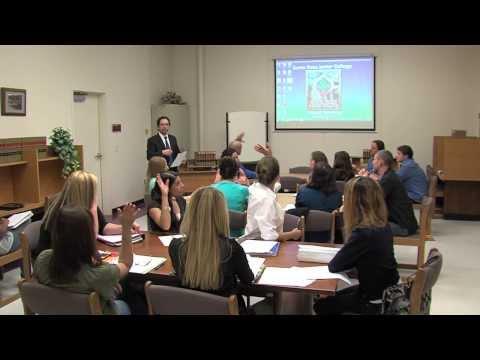 Paralegal Studies Program at Santa Rosa Junior College