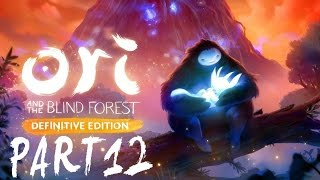 Ori and the blind forest Definitive Edition Walkthrough Part 12 THE SUNSTONE