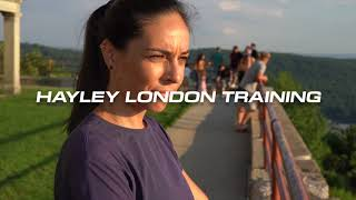 Hayley London Training Promo