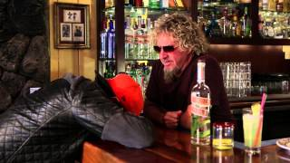Sammy Hagar Bartends (Search for the Perfect Rum Cocktail Outtake)