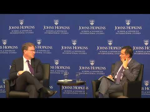 Reflections on America and the World in the Trump Era with Jeffrey Goldberg