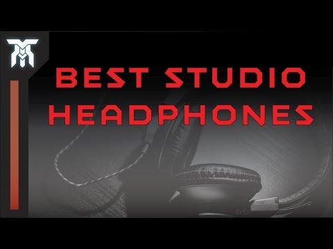 Best Studio Headphones Under $400 (2018)