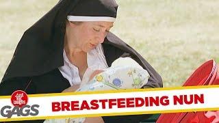 vuclip Breastfeeding Nun Prank
