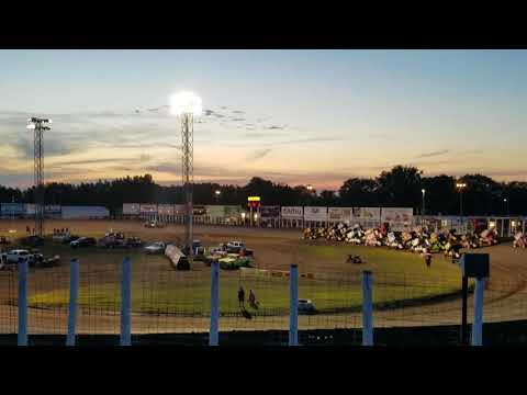 world of outlaws river cities speedway 6-15-18