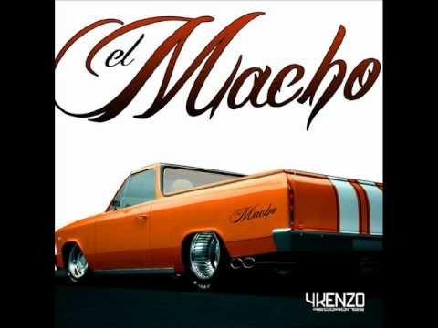 Mastiksoul - El Macho (Gregor Salto Remix) [4Kenzo Recordings]