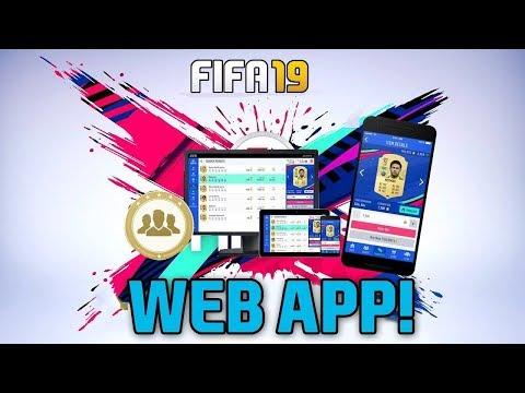 🔴-FIFA 19 WEBAPP FACCIAMO SBC E COMPRAVENDITA