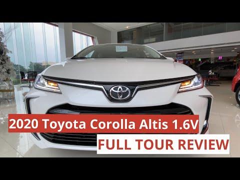 ALL NEW 2020 Toyota Corolla Altis 1.6V || FULL TOUR REVIEW