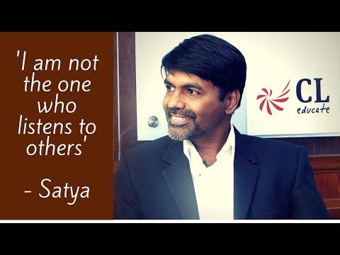 Entrepreneurial Success Story of Career Launcher Chairman Satya Narayanan | ChetChat