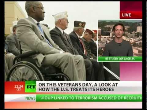 Congress to cut benefits for Veterans?