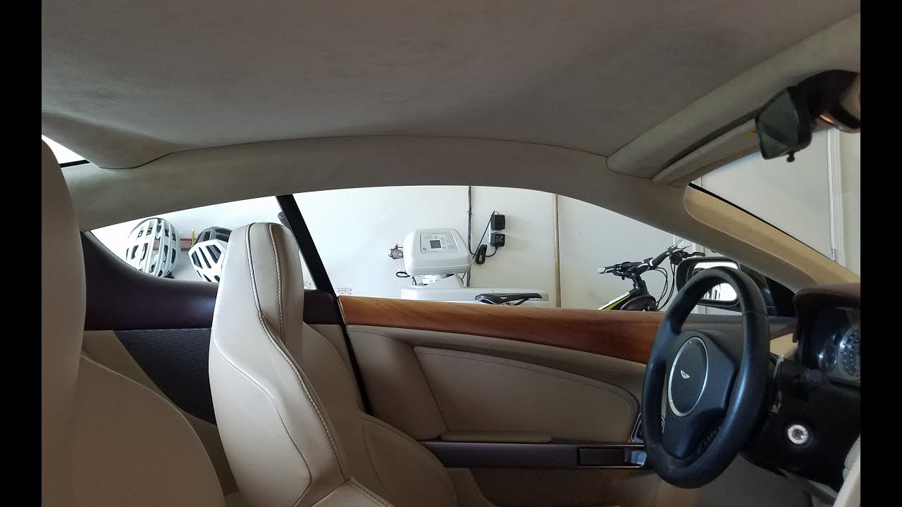 how to remove the a pillar interior trim cover cant rail from an